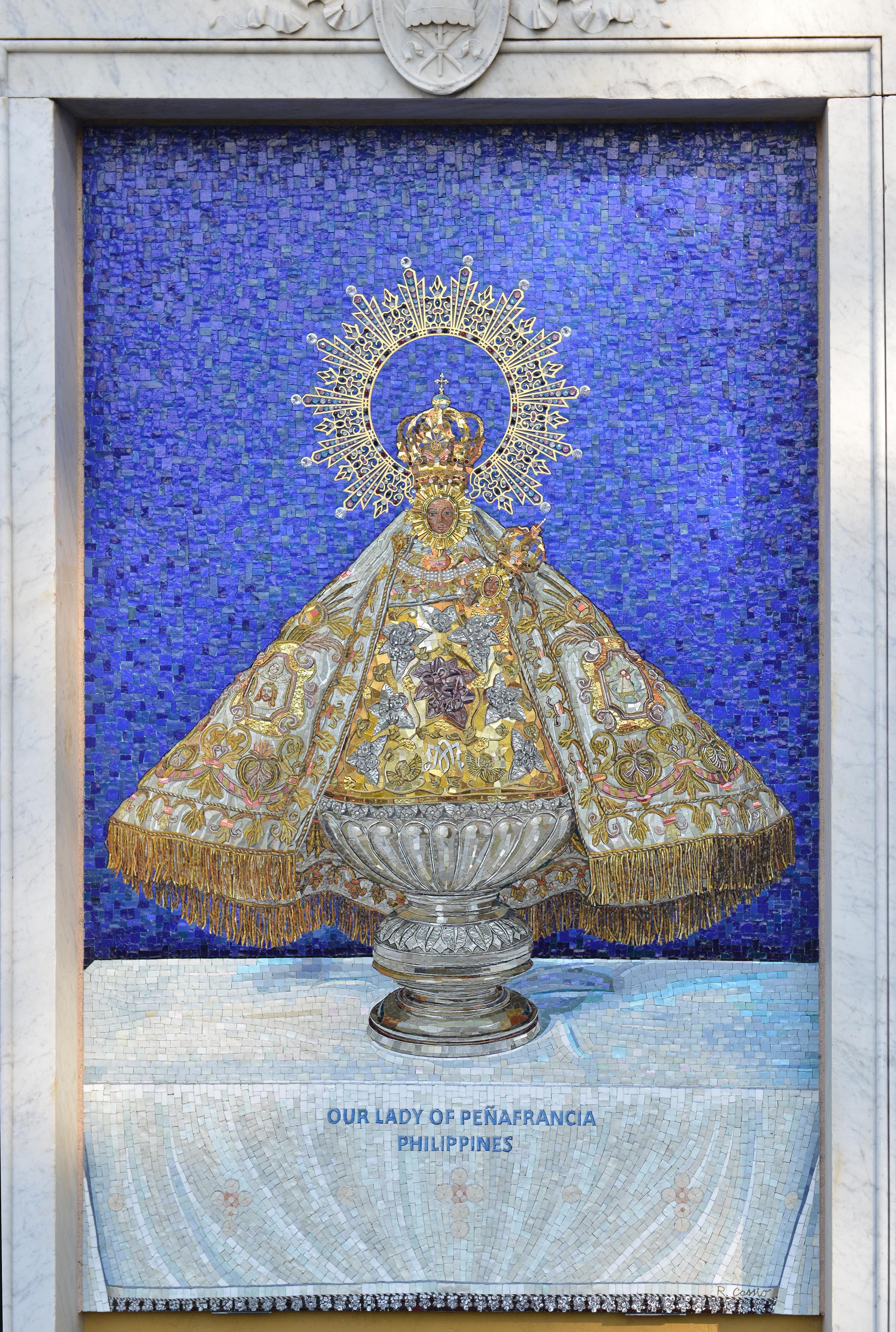 Madonna di Peñafrancia