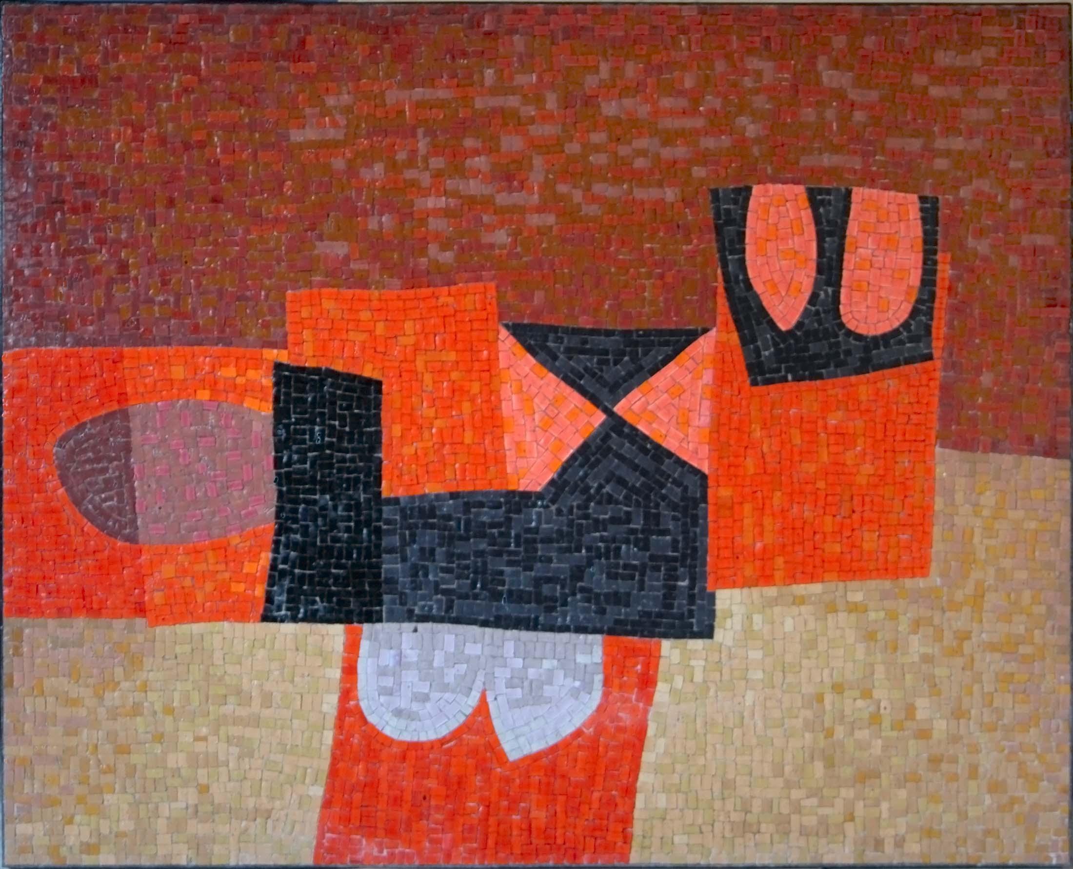 Pittura di Afro